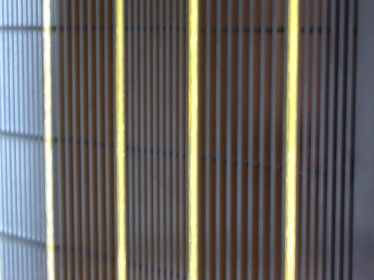 wedge wire lighting