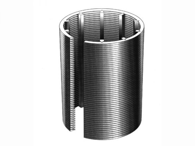 wedge wire slot tube